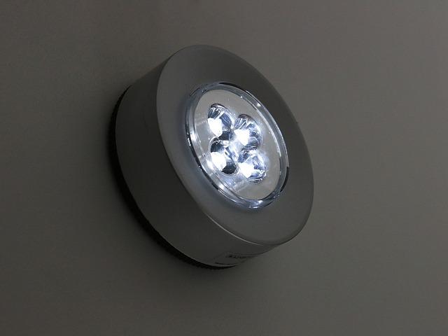 bodové světlo
