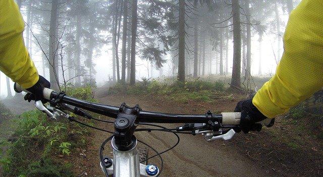 řidítka kola