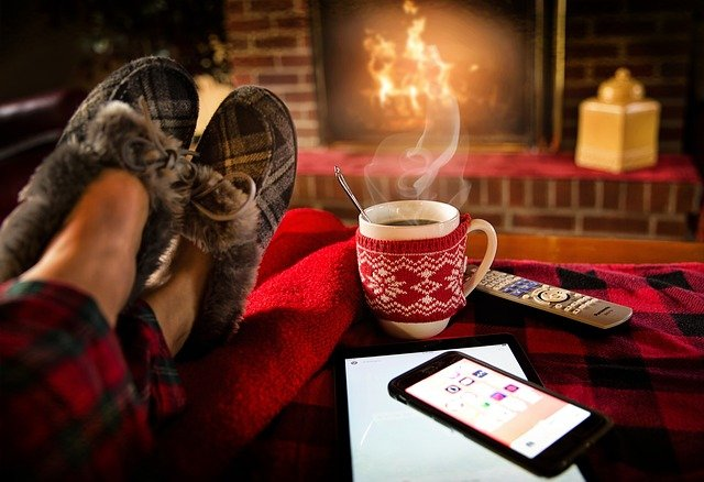 zimní relax