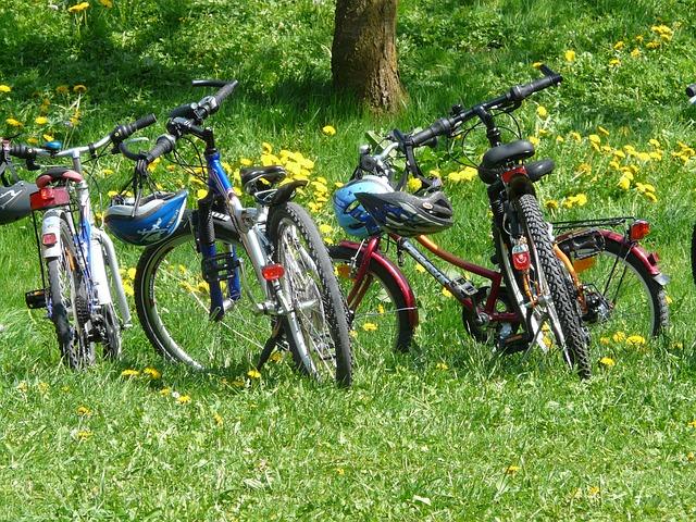 terénní jízdní kola