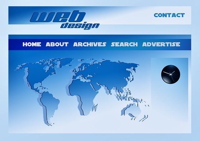 webový design